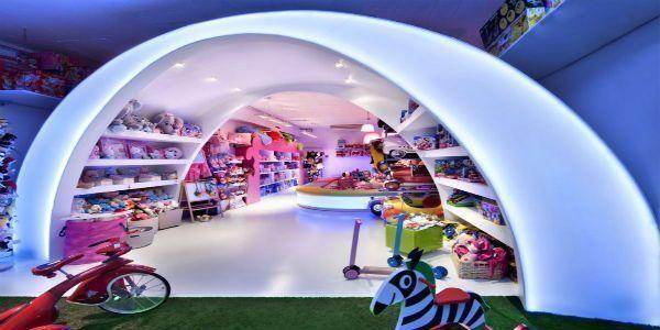 Trabajar en el sector de las jugueterías