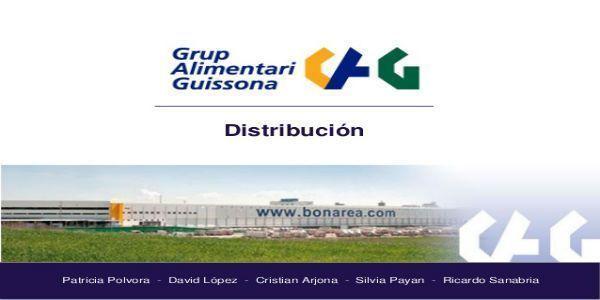 Ofertas de empleo en Corporación Alimentaria Guissona