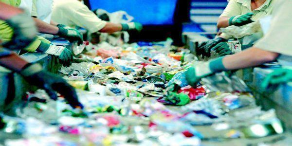 Centro de tratamiento de residuos