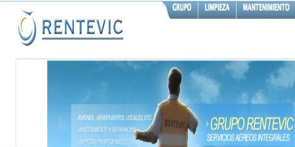 Busca trabajo limpiando aviones en Rentevic