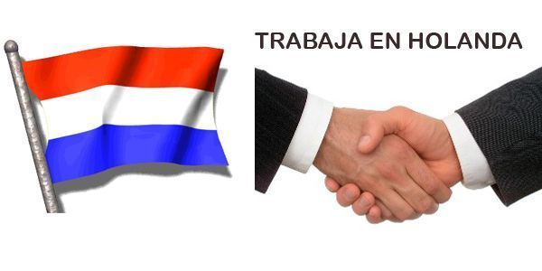 Trabaja Holanda