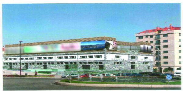 El centro comercial Bandeira sito en Vigo creará empleo en mayo