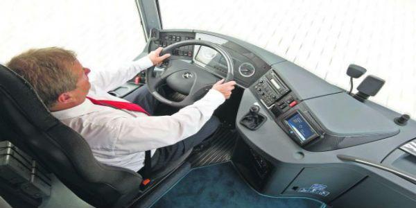 Conductor de autobús