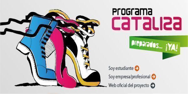 Cataliza II nuevo programa para realizar practicas