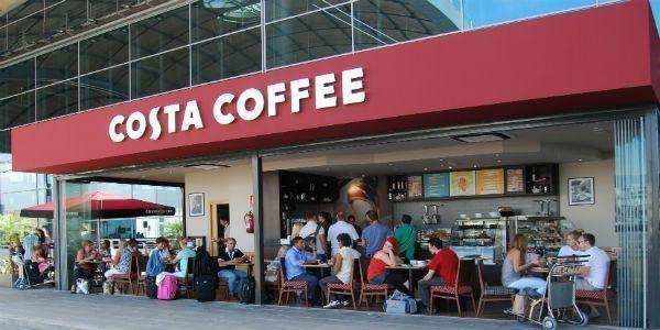 Costa Coffee prevé abrir cafeterías nuevas en España