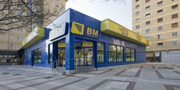 supermercados BM