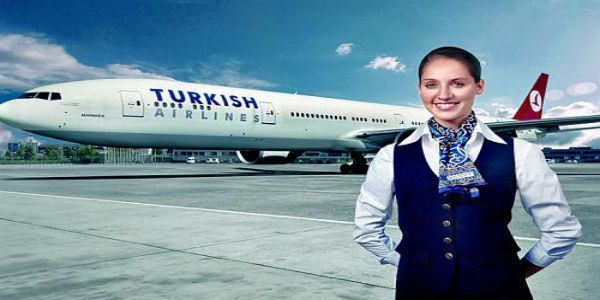 Turkish Airlines busca personal