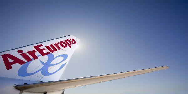 La aerolínea Air Europa
