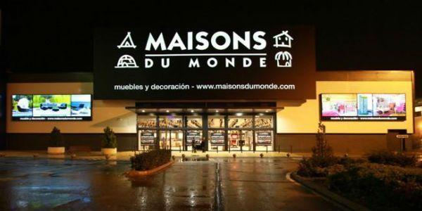 Maison Du Monde ofrece trabajo