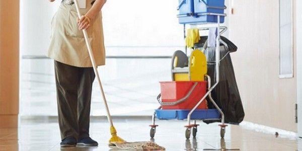 empleo limpieza