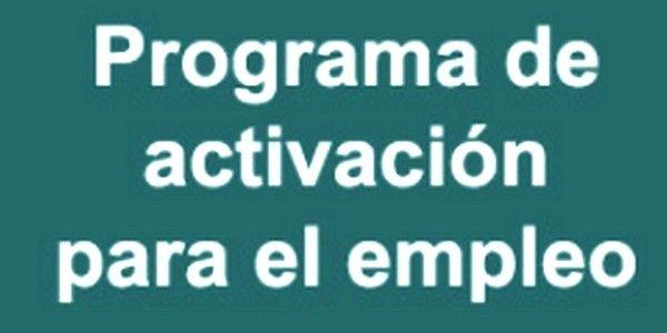 Programa Ayuda desempleados PAE