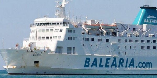 Balearia Grupo naviera