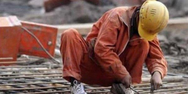 empleado construcción