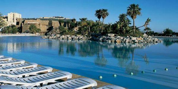 Parque marítimo mediterraneo ceuta