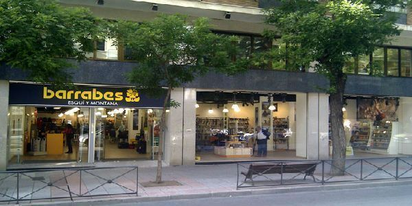 Tiendas Barrabes
