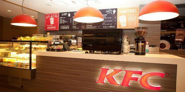 trabajar KFC