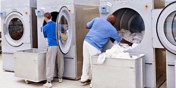Lavanderia profesional