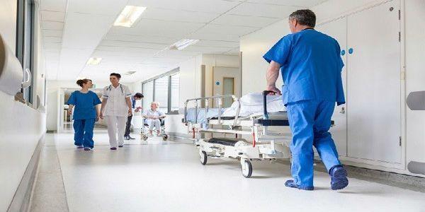 celador hospital