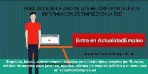 Encontrar trabajo Actualidadempleo