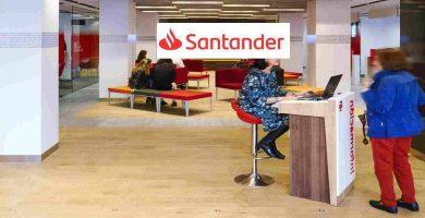 trabajar banco santander