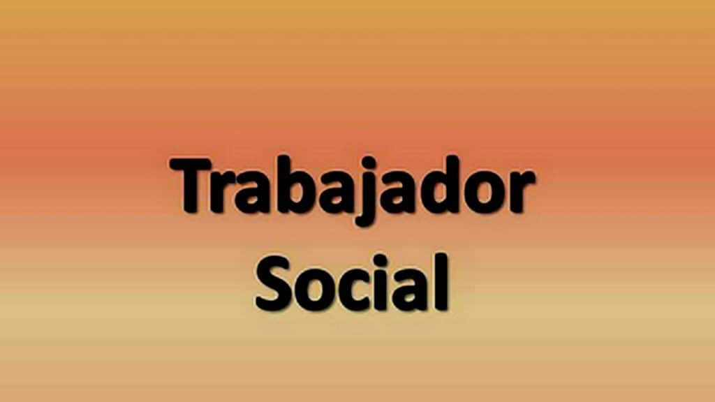 trabajador social