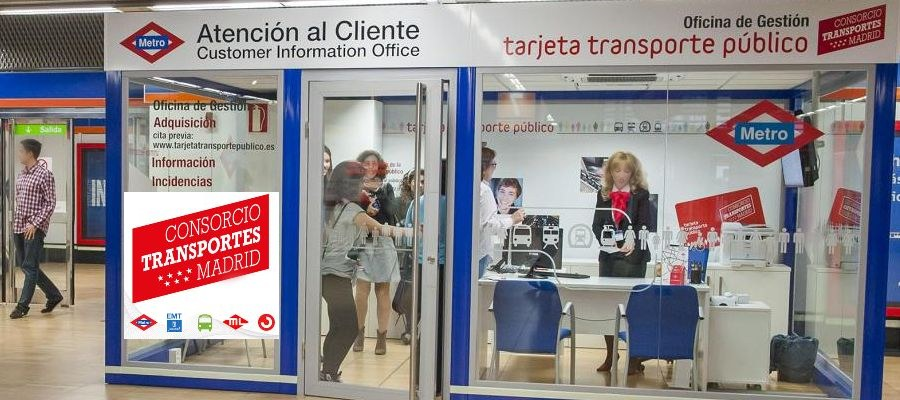 empleo consorcio transportes madrid