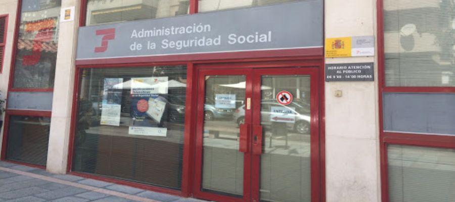 oficinas seguridad social
