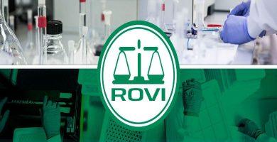 empleo farmaceutica Rovi