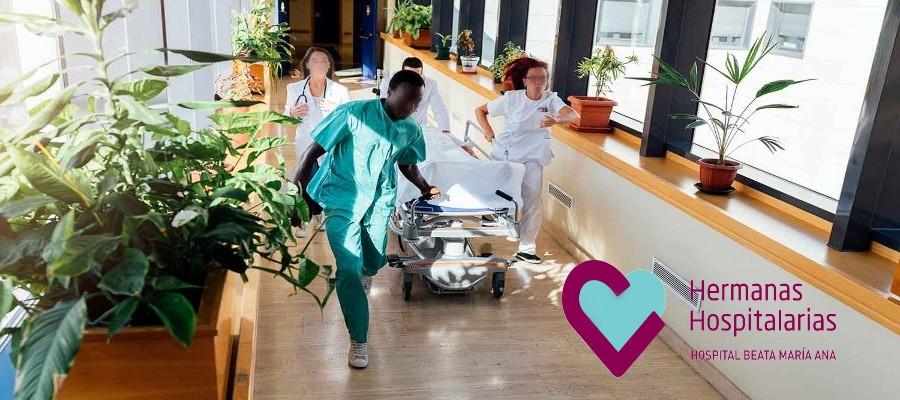 empleo hospital beata maria ana