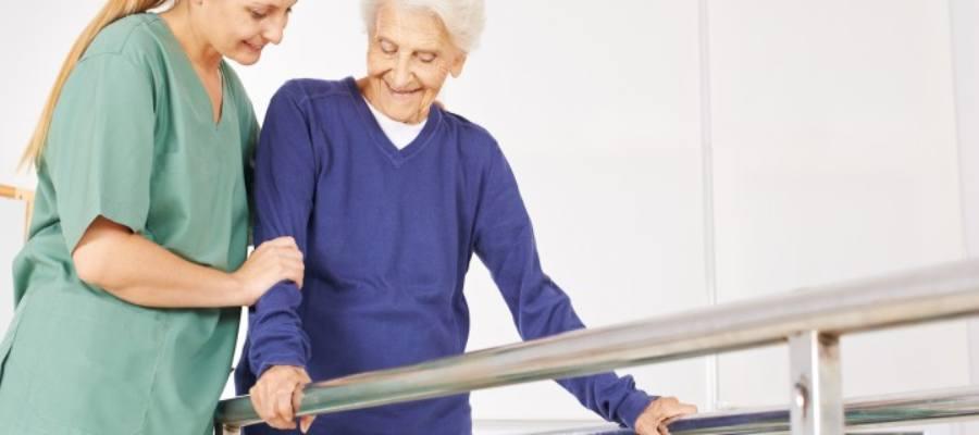 empleo auxiliar geriatria