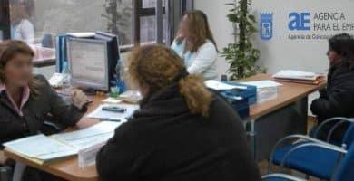 agencia empleo madrid