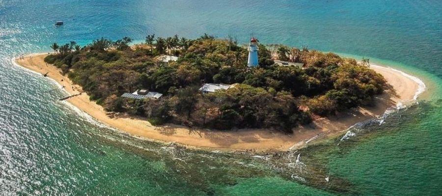 isla australia low isles