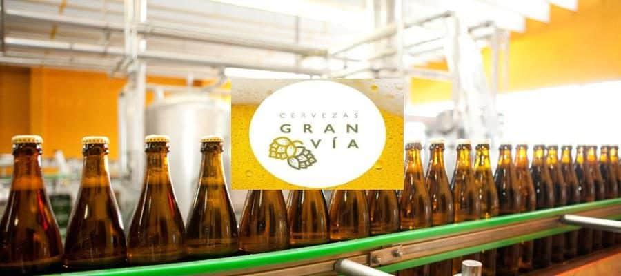 empleo cervezas gran via