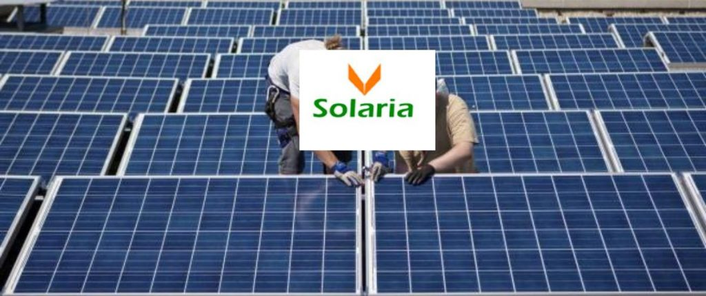 empleo solaria