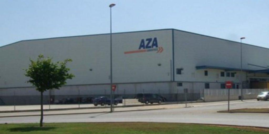 AZA Logistics trabajo