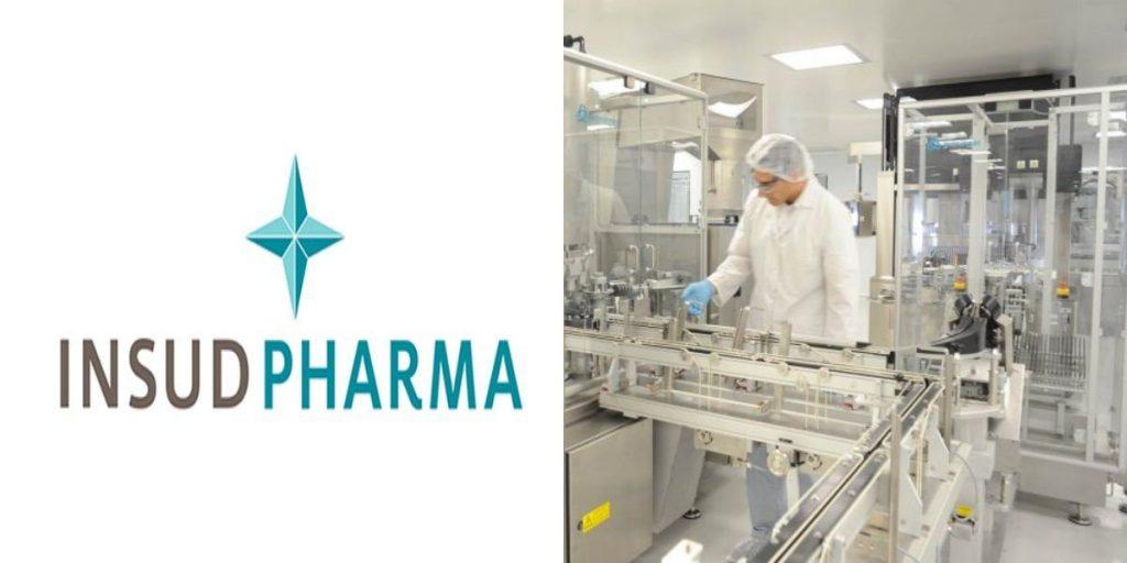 empleo insud pharma