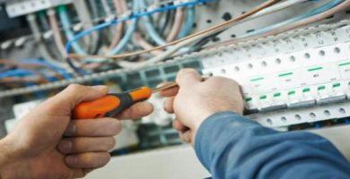 empleo de electricista