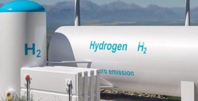 planta Hidrogeno