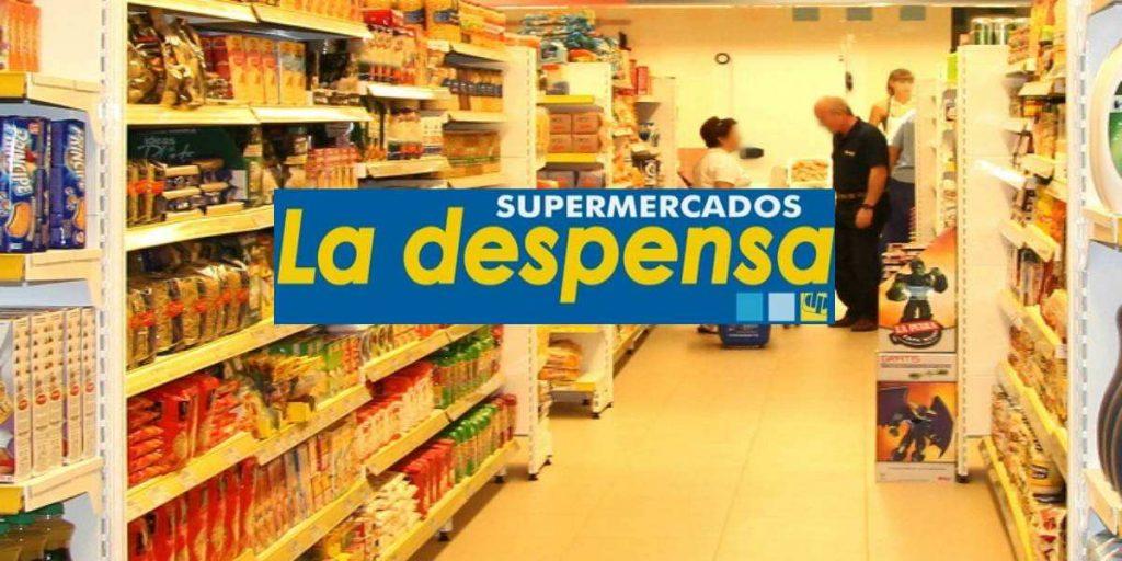 trabajo supermercados la despensa