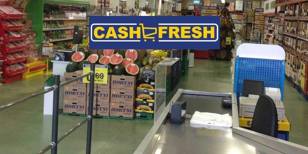 cash fresh trabajo
