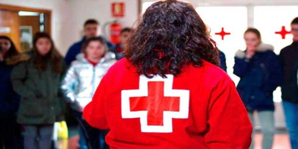 empleo cruz roja