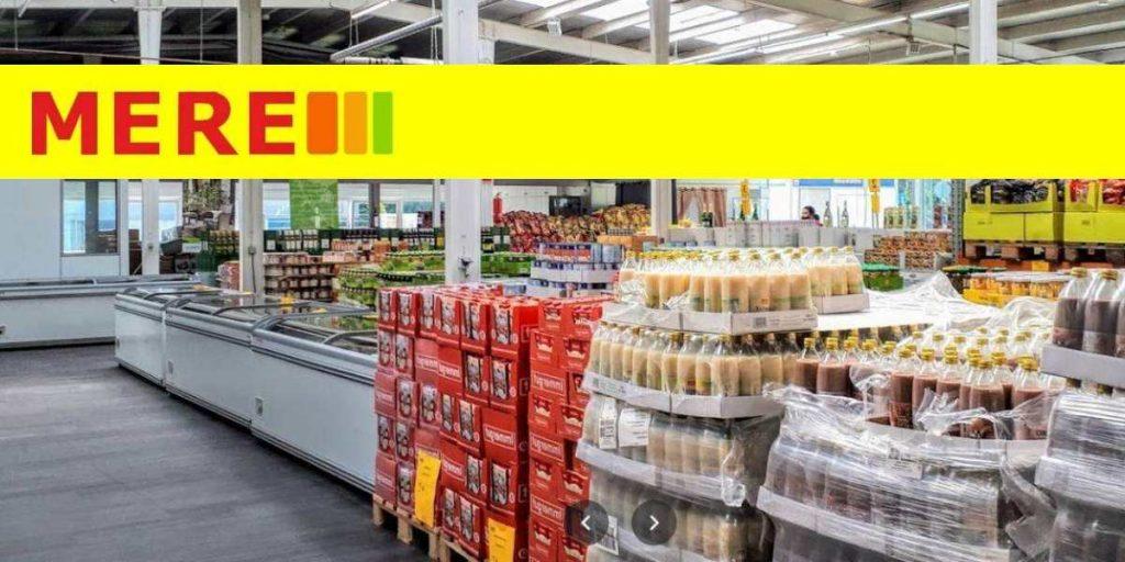 trabajar supermercados mere