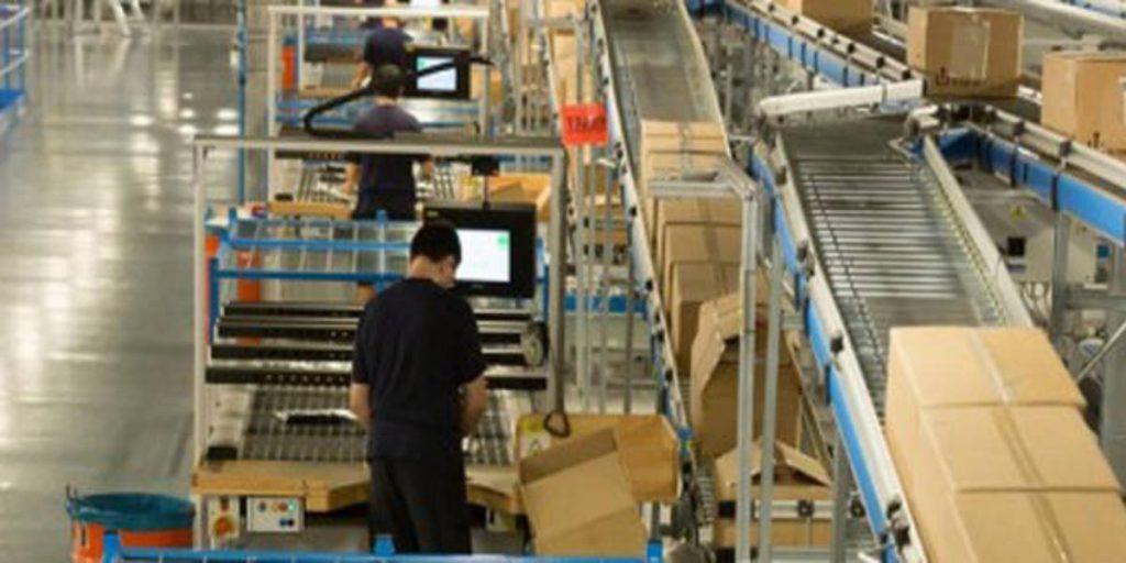 trabajo centro logistico inditex