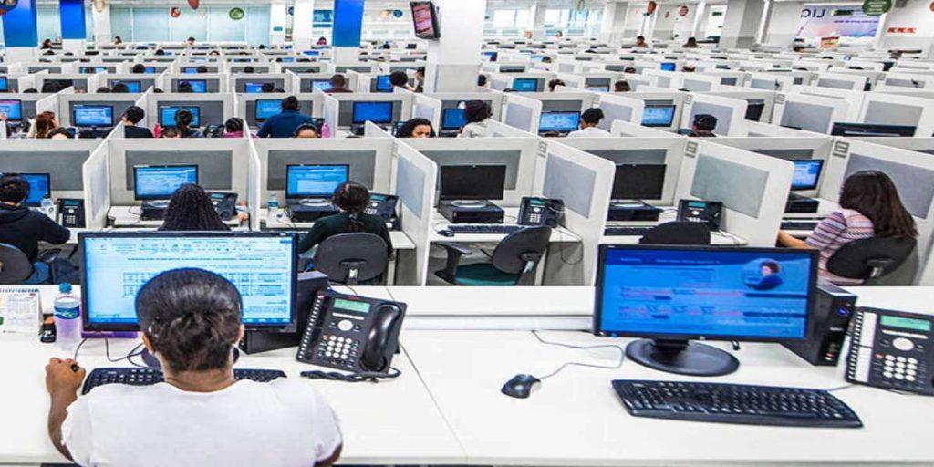 teleoperadores call center