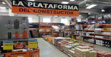 trabajo plataforma de la construccion