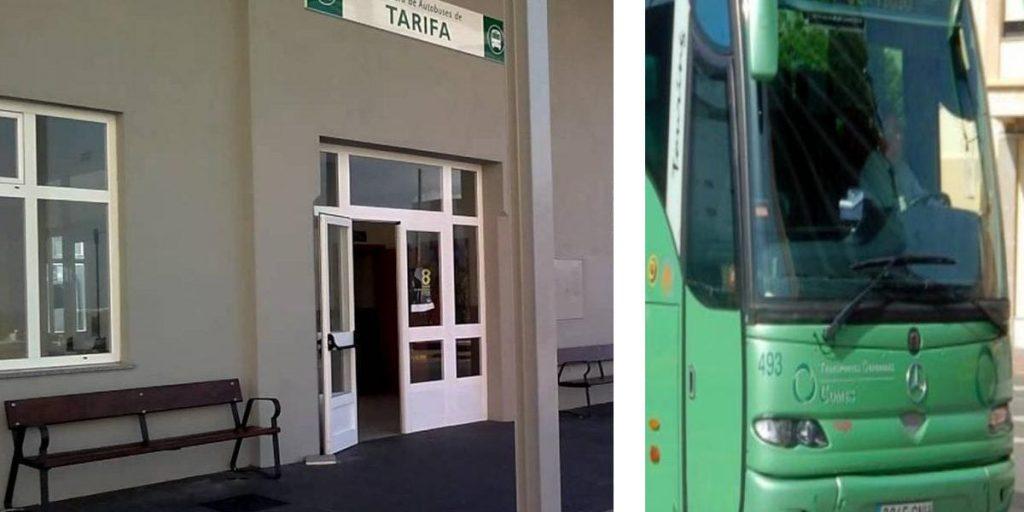 cafeteria estacion tarifa