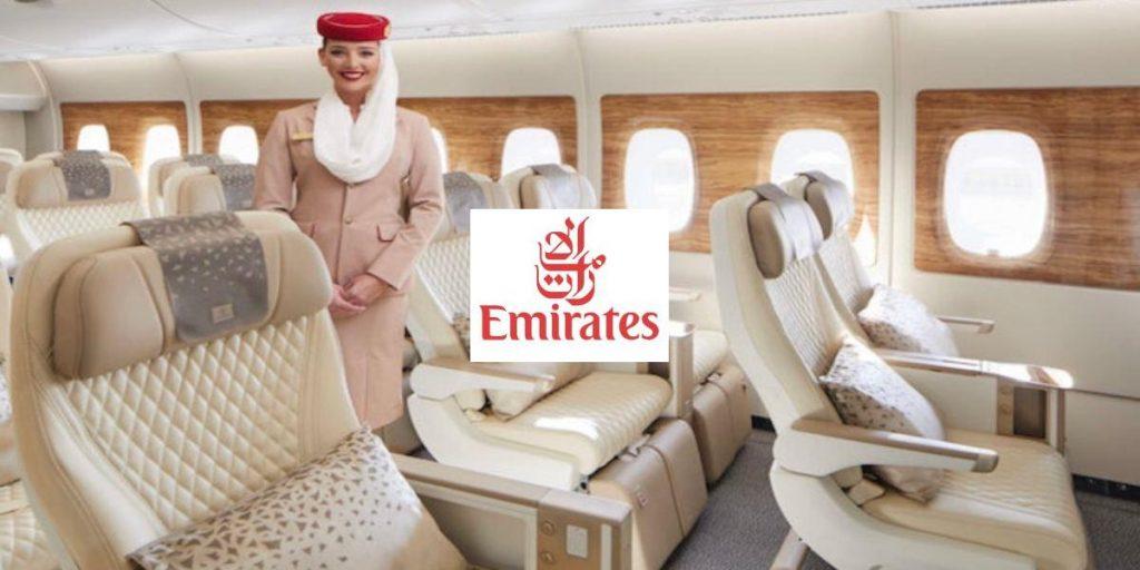 emirates trabajo