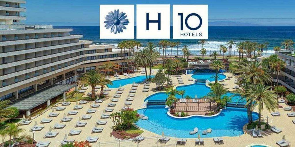 empleo h10 hoteles